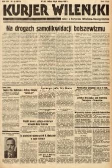 Kurjer Wileński wraz z Kurjerem Wileńsko-Nowogródzkim. 1937, nr50