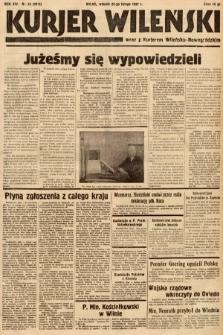 Kurjer Wileński wraz z Kurjerem Wileńsko-Nowogródzkim. 1937, nr53