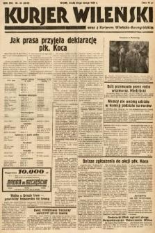 Kurjer Wileński wraz z Kurjerem Wileńsko-Nowogródzkim. 1937, nr54