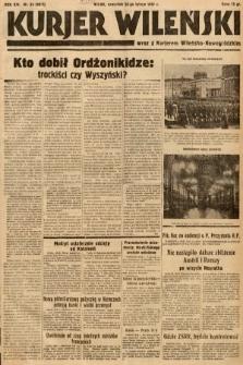 Kurjer Wileński wraz z Kurjerem Wileńsko-Nowogródzkim. 1937, nr55