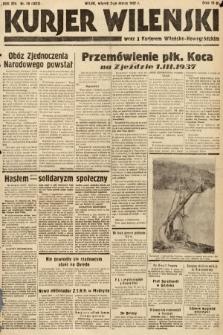 Kurjer Wileński wraz z Kurjerem Wileńsko-Nowogródzkim. 1937, nr60