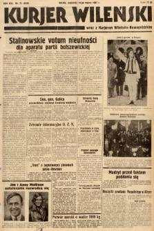 Kurjer Wileński wraz z Kurjerem Wileńsko-Nowogródzkim. 1937, nr72