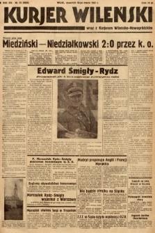 Kurjer Wileński wraz z Kurjerem Wileńsko-Nowogródzkim. 1937, nr76