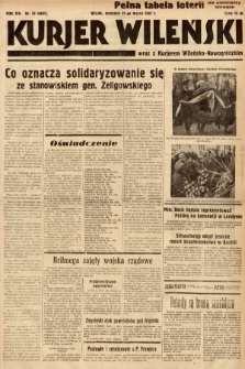 Kurjer Wileński wraz z Kurjerem Wileńsko-Nowogródzkim. 1937, nr79