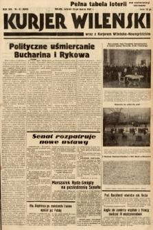 Kurjer Wileński wraz z Kurjerem Wileńsko-Nowogródzkim. 1937, nr81