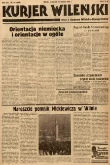 Kurjer Wileński wraz z Kurjerem Wileńsko-Nowogródzkim. 1937, nr88