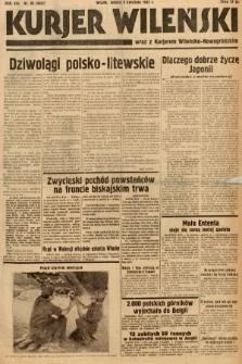 Kurjer Wileński wraz z Kurjerem Wileńsko-Nowogródzkim. 1937, nr90
