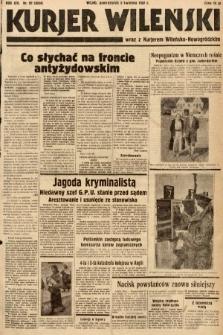 Kurjer Wileński wraz z Kurjerem Wileńsko-Nowogródzkim. 1937, nr92