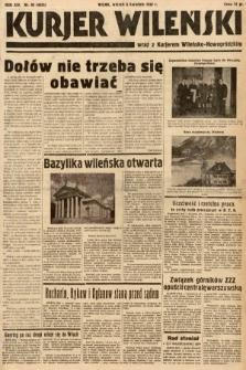 Kurjer Wileński wraz z Kurjerem Wileńsko-Nowogródzkim. 1937, nr93