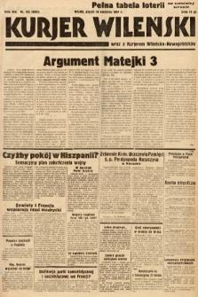 Kurjer Wileński wraz z Kurjerem Wileńsko-Nowogródzkim. 1937, nr103