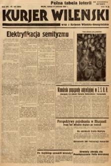 Kurjer Wileński wraz z Kurjerem Wileńsko-Nowogródzkim. 1937, nr104