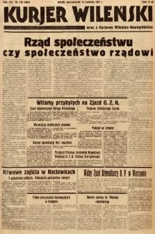 Kurjer Wileński wraz z Kurjerem Wileńsko-Nowogródzkim. 1937, nr106