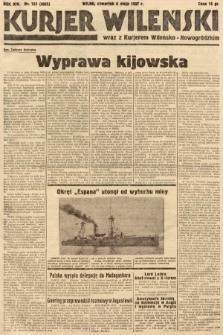 Kurjer Wileński wraz z Kurjerem Wileńsko-Nowogródzkim. 1937, nr123