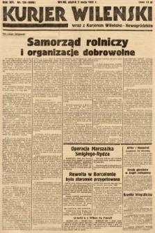 Kurjer Wileński wraz z Kurjerem Wileńsko-Nowogródzkim. 1937, nr124