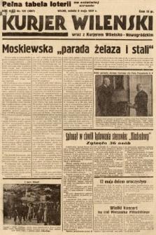 Kurjer Wileński wraz z Kurjerem Wileńsko-Nowogródzkim. 1937, nr125