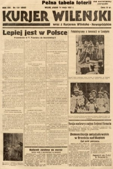 Kurjer Wileński wraz z Kurjerem Wileńsko-Nowogródzkim. 1937, nr131