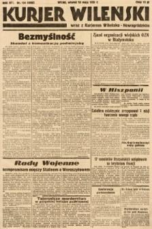 Kurjer Wileński wraz z Kurjerem Wileńsko-Nowogródzkim. 1937, nr134