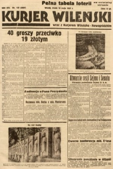 Kurjer Wileński wraz z Kurjerem Wileńsko-Nowogródzkim. 1937, nr135