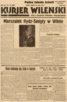 Kurjer Wileński wraz z Kurjerem Wileńsko-Nowogródzkim. 1937, nr136