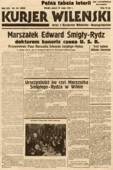 Kurjer Wileński wraz z Kurjerem Wileńsko-Nowogródzkim. 1937, nr137