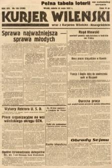 Kurjer Wileński wraz z Kurjerem Wileńsko-Nowogródzkim. 1937, nr138