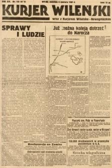 Kurjer Wileński wraz z Kurjerem Wileńsko-Nowogródzkim. 1937, nr153