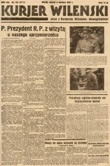 Kurjer Wileński wraz z Kurjerem Wileńsko-Nowogródzkim. 1937, nr155