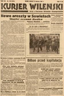 Kurjer Wileński wraz z Kurjerem Wileńsko-Nowogródzkim. 1937, nr162