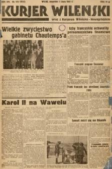 Kurjer Wileński wraz z Kurjerem Wileńsko-Nowogródzkim. 1937, nr178