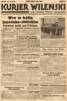 Kurjer Wileński wraz z Kurjerem Wileńsko-Nowogródzkim. 1937, nr191