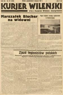 Kurjer Wileński wraz z Kurjerem Wileńsko-Nowogródzkim. 1937, nr217