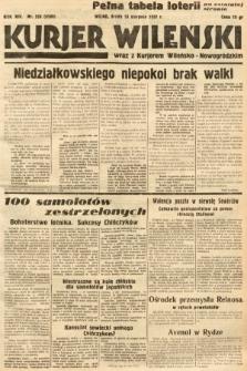 Kurjer Wileński wraz z Kurjerem Wileńsko-Nowogródzkim. 1937, nr226