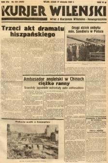 Kurjer Wileński wraz z Kurjerem Wileńsko-Nowogródzkim. 1937, nr235