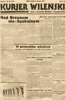 Kurjer Wileński wraz z Kurjerem Wileńsko-Nowogródzkim. 1937, nr236