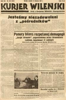 Kurjer Wileński wraz z Kurjerem Wileńsko-Nowogródzkim. 1937, nr239