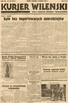 Kurjer Wileński wraz z Kurjerem Wileńsko-Nowogródzkim. 1937, nr248