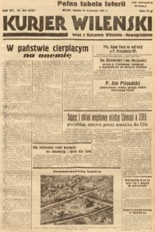 Kurjer Wileński wraz z Kurjerem Wileńsko-Nowogródzkim. 1937, nr264