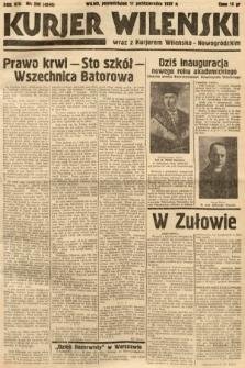 Kurjer Wileński wraz z Kurjerem Wileńsko-Nowogródzkim. 1937, nr280