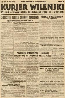 Kurjer Wileński, Wileńsko-Nowogródzki, Grodzieński, Poleski i Wołyński. 1937, nr294