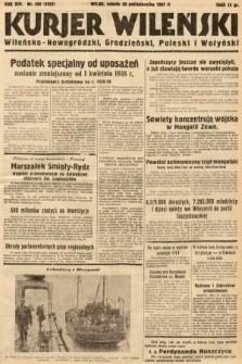 Kurjer Wileński, Wileńsko-Nowogródzki, Grodzieński, Poleski i Wołyński. 1937, nr299