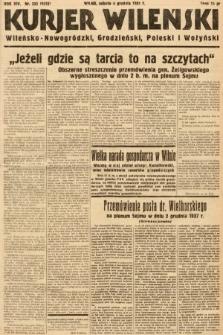 Kurjer Wileński, Wileńsko-Nowogródzki, Grodzieński, Poleski i Wołyński. 1937, nr333