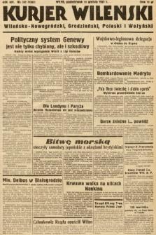 Kurjer Wileński, Wileńsko-Nowogródzki, Grodzieński, Poleski i Wołyński. 1937, nr342