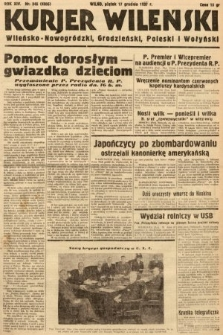 Kurjer Wileński, Wileńsko-Nowogródzki, Grodzieński, Poleski i Wołyński. 1937, nr346