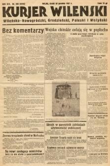 Kurjer Wileński, Wileńsko-Nowogródzki, Grodzieński, Poleski i Wołyński. 1937, nr356