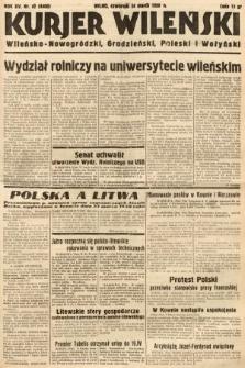 Kurjer Wileński, Wileńsko-Nowogródzki, Grodzieński, Poleski i Wołyński. 1938, nr82