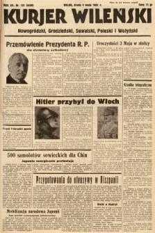 Kurjer Wileński, Nowogródzki, Grodzieński, Suwalski, Poleski i Wołyński. 1938, nr121