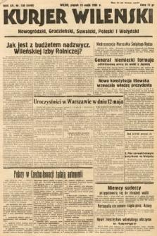 Kurjer Wileński, Nowogródzki, Grodzieński, Suwalski, Poleski i Wołyński. 1938, nr130