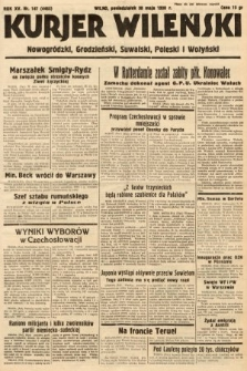 Kurjer Wileński, Nowogródzki, Grodzieński, Suwalski, Poleski i Wołyński. 1938, nr147