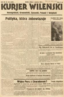 Kurjer Wileński, Nowogródzki, Grodzieński, Suwalski, Poleski i Wołyński. 1938, nr152