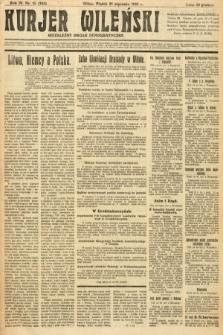 Kurjer Wileński : niezależny organ demokratyczny. 1927, nr16